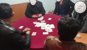 Apartman dairesini kumarhane yaptılar,Polis suçüstü yakaladı