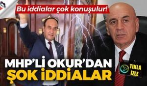 MHP'li Okur'dan Cafer Birtürk'le ilgili şok iddialar