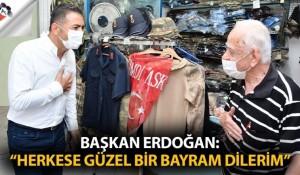 """Başkan Erdoğan: """"Herkese Güzel Bir Bayram Dilerim"""""""